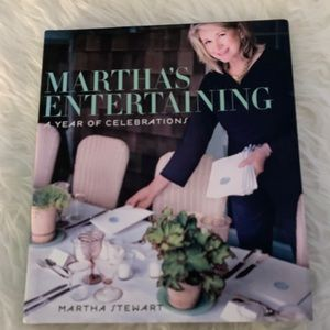 Martha Stewart's a year of entertaining!